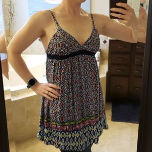 Colorful Tunic (or very short dress)